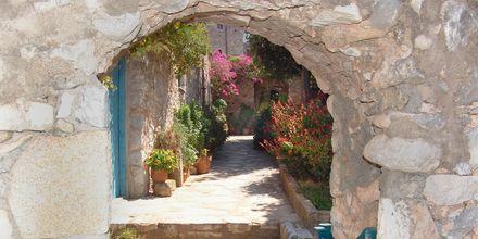Hotell Patriarcheas i Kardamili, Grekland.