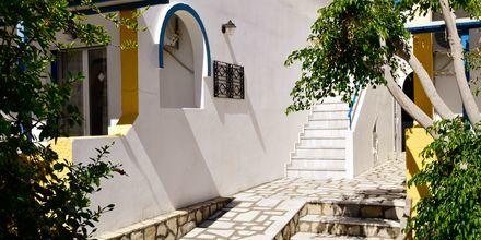 Hotell Pavlis i Votsalakia på Samos, Grekland.