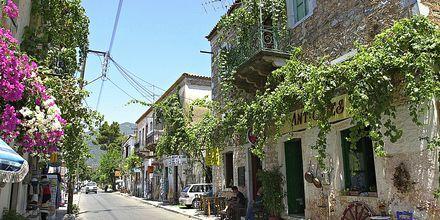 Peloponnesos, Grekland.