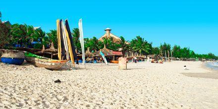 Strand i Mui Ne, Phan Thiet, Vietnam.
