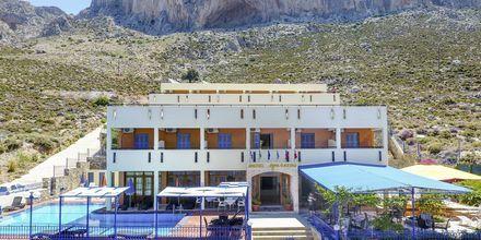 Hotell Philoxenia i Massouri på Kalymnos, Grekland.