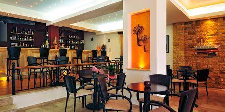 Restaurangen på hotell Philoxenia i Massouri på Kalymnos, Grekland.