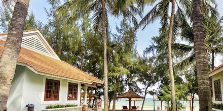 Hotell Phu Hai Resort i Phan Thiet, Vietnam.