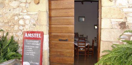 Hotell Pierides i Kardamili, Grekland.