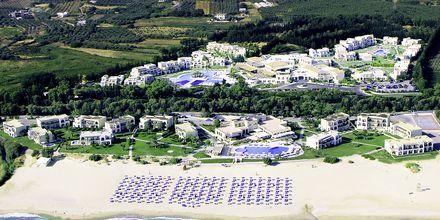 Hotell Pilot Beach i Georgioupolis på Kreta, Grekland.