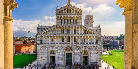 Katedralen i Pisa, Duomo di Pisa.