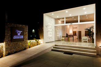 Hotell Platanias Ariston på Kreta.