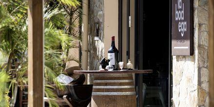 Restaurang La Bodega på Playitas Resort, Fuerteventura.