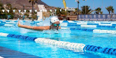 Olympiska poolen på Playitas Resort