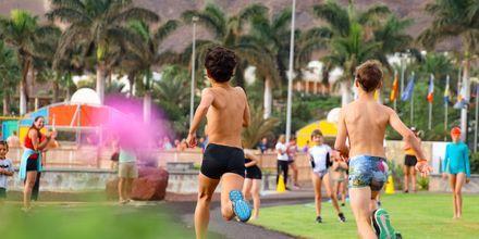 Kids Sports Academy på Playitas Resort