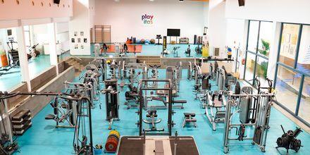 Gymmet på Playitas Resort