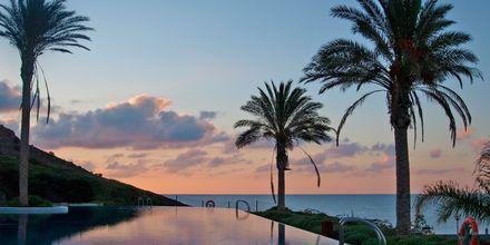 Poolen på Playitas Hotel, Fuerteventura.