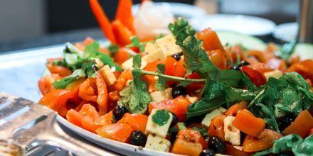 Ät gott och hälsosamt på Playitas Resort