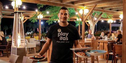 Á la carte-restaurang på Playitas Resort