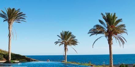Poolen vid Playitas Hotel, Fuerteventura.