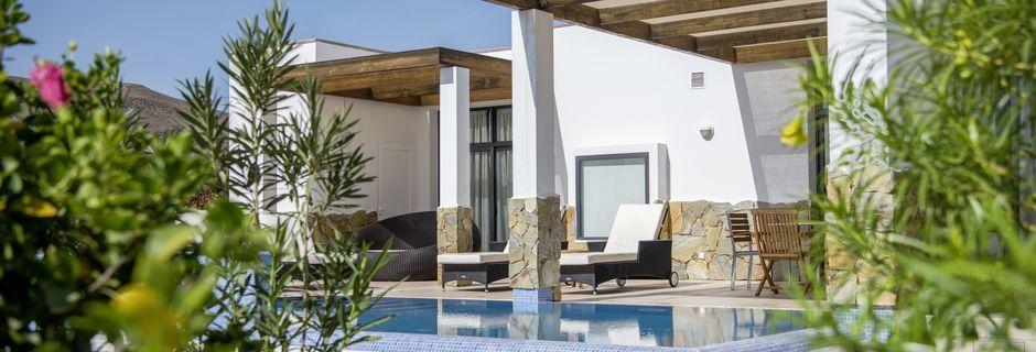 Trerumsvilla på Playitas Villas, Fuerteventura.