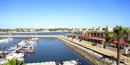 Marinan i Portimao på Algarvekusten, Portugal.