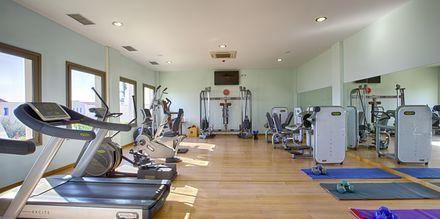 Gym på Porto Galini, Lefkas i Grekland.