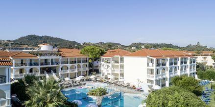 Hotell Porto Iliessa i Argassi på Zakynthos.