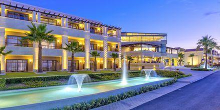 Hotell Porto Platanias på Kreta.