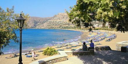 Paleochora på Kreta.
