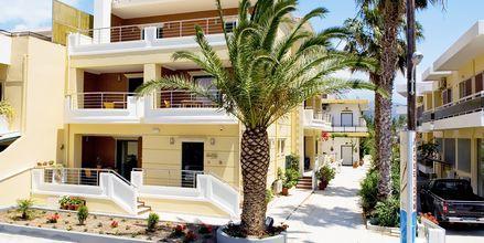 Hotell Poseidon i Paleochora på Kreta.