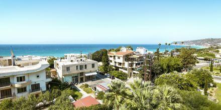 Utsikt från hotell Poseidonia i Ixia, Rhodos.