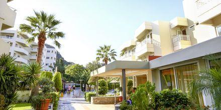 Hotell Poseidonia i Ixia, Rhodos.