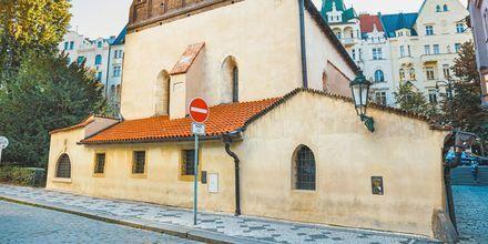 Judiska kvarteren i Prag, Josefov.