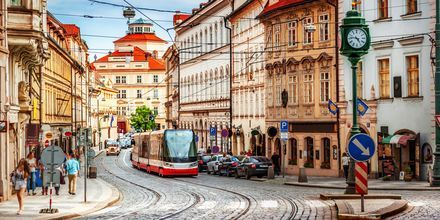 Prag, Tjeckien.