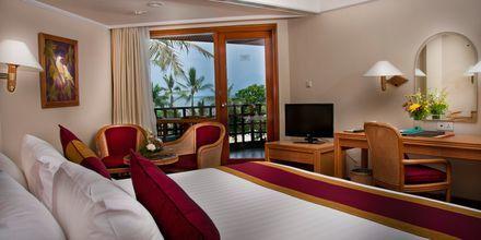 Deluxerum på hotell Prama Sanur Beach på Bali.