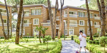 Prestige Resort på Durres riviera, Albanien.