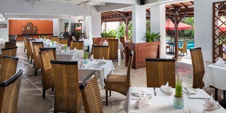 Café Komodo Alfresco Dining på Prime Plaza Sanur i Sanur på Bali.