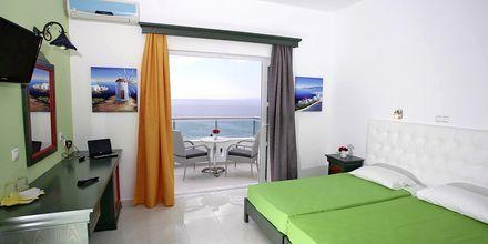 Deluxerum på Princessa Riviera Resort på Samos, Grekland.