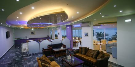 Lobbyn på Princessa Riviera Resort på Samos, Grekland.