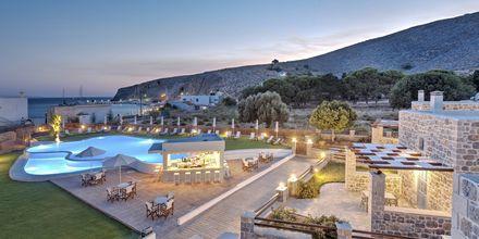 Hotell Pserimos Villas.
