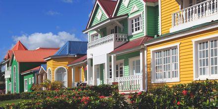 Samana i Puerto Plata Dominikanska republiken.