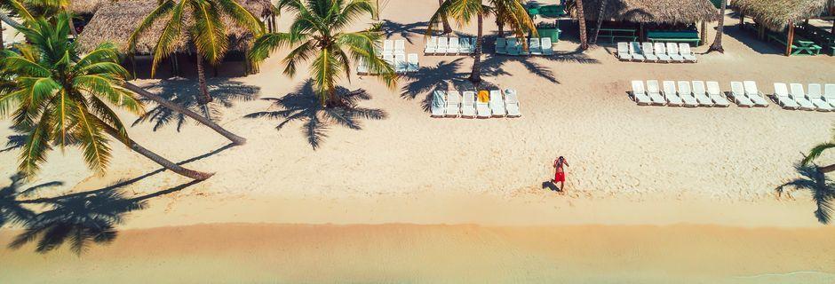 Välkommen till Punta Cana, Dominikanska republiken!