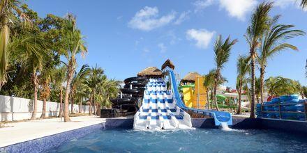 Vattenpark nära Punta Cana, Dominikanska republiken, perfekt för hela familjen!
