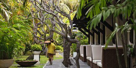 Hotell Puri Santrian i Sanur, Bali.