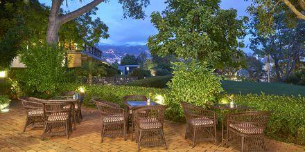Bar på hotell Quinta da Casa Branca i Funchal, Madeira.