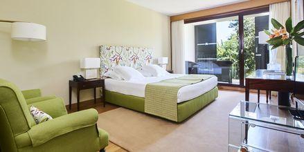 Svit på hotell Quinta da Casa Branca i Funchal, Madeira.