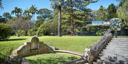 Hotell Quinta da Casa Branca i Funchal, Madeira.