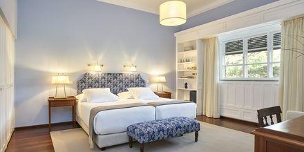 Superiorsvit på hotell Quinta da Casa Branca i Funchal, Madeira.