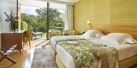 Dubbelrum på hotell Quinta da Casa Branca i Funchal, Madeira.