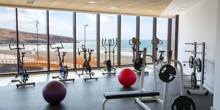 Gym på R2 Bahia Design Hotel & Spa Wellness.