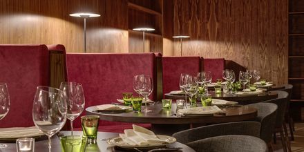 A la carte-restaurangen Filini på Radisson Blu Resort & Spa i Puerto de Mogán på Gran Canaria.