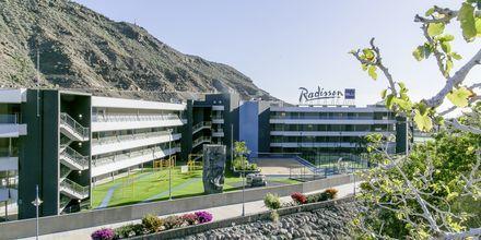 Radisson Blu Resort & Spa i Puerto de Mogán på Gran Canaria.