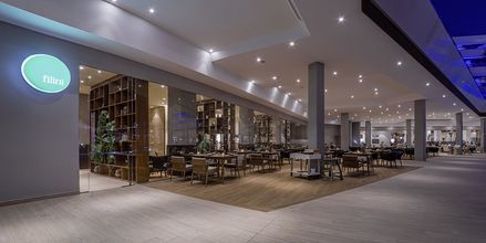 restaurang Filini på Radisson Blu Resort & Spa i Puerto de Mogán på Gran Canaria.