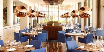 Restaurang Filini på hotell Radisson Blu Yas Island i Abu Dhabi.